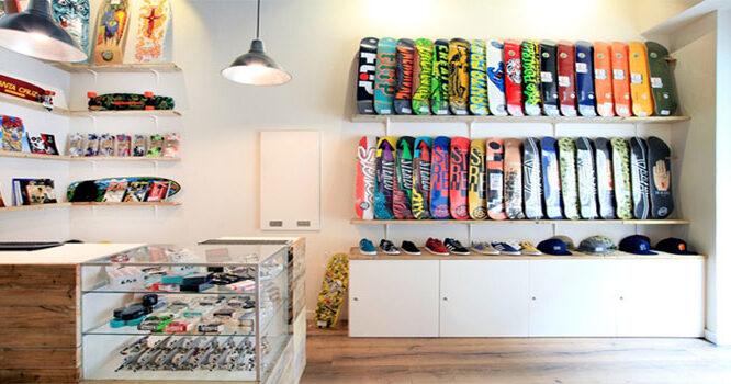 Las 6 mejores tiendas de Skate en Barcelona