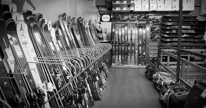 Las 6 mejores tiendas de Esquí en Barcelona