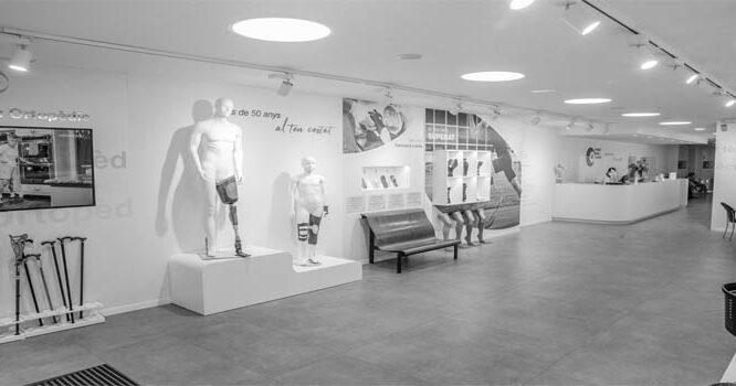 Las 6 mejores tiendas de Ortopedia en Barcelona
