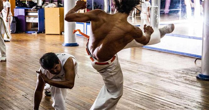 Los 5 mejores gimnasios de Capoeira en Barcelona