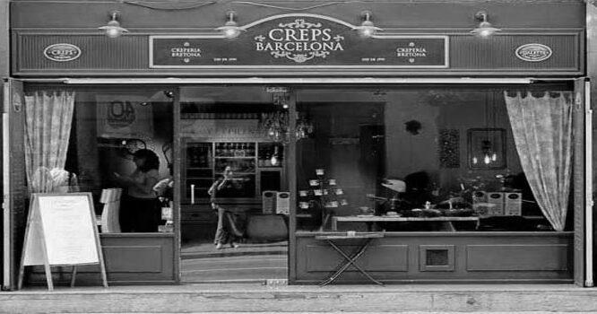 Las 5 mejores Creperías en Barcelona