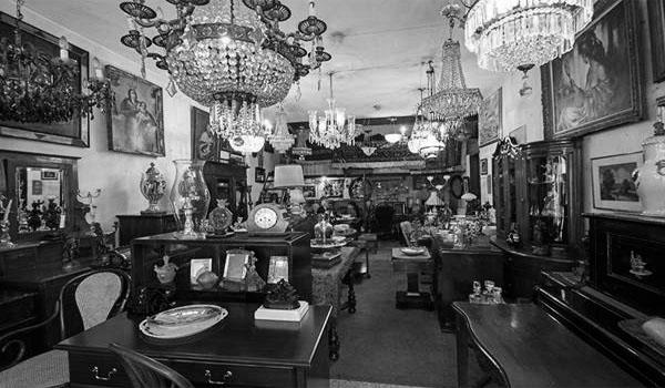 Las 6 mejores tiendas de Antigüedades en Barcelona
