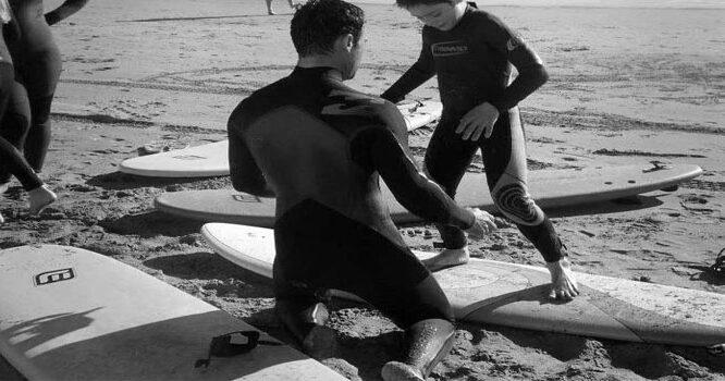 Las 5 mejores Escuelas de Surf en Barcelona